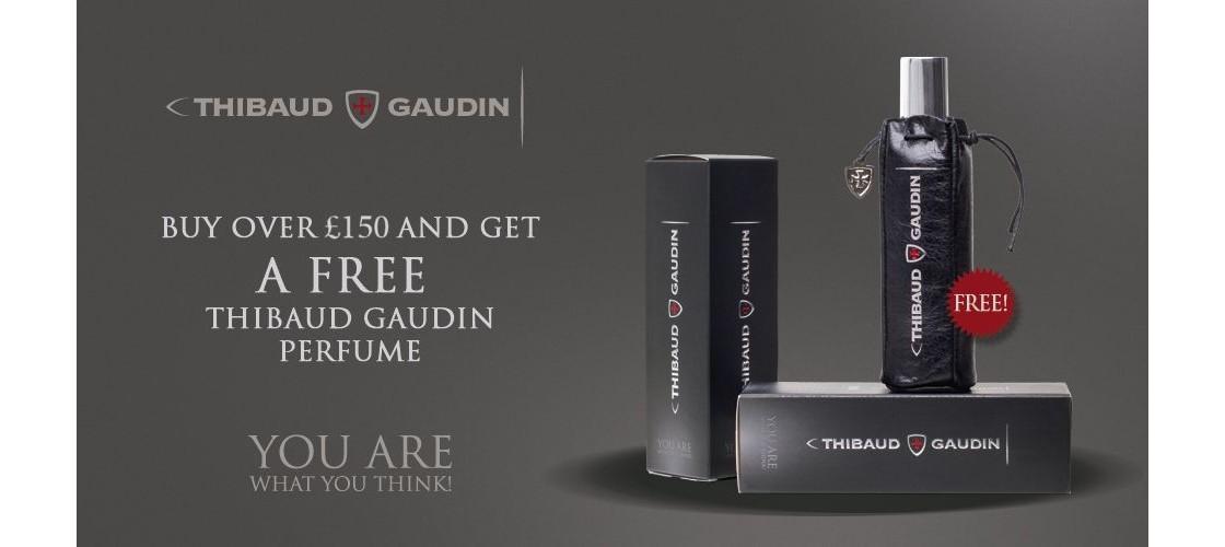 Thibaud Gaudin Free Perfume